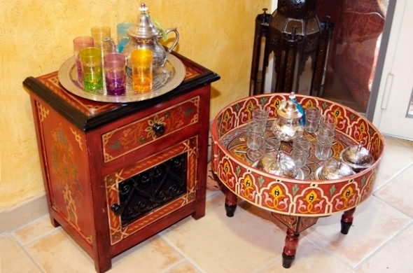 meubles marocains. Black Bedroom Furniture Sets. Home Design Ideas